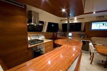 Yacht ARGONAUTA CINCO - 19