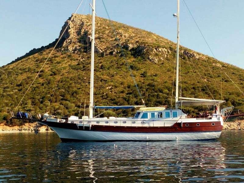 Yacht ATLANTIK III