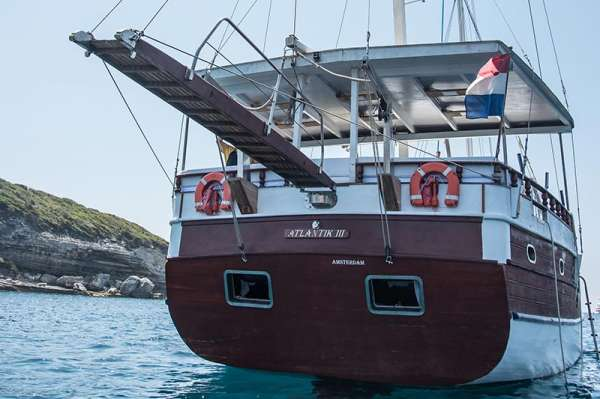 Yacht ATLANTIK III - 12
