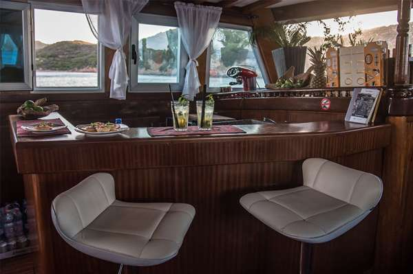 Yacht ATLANTIK III 3