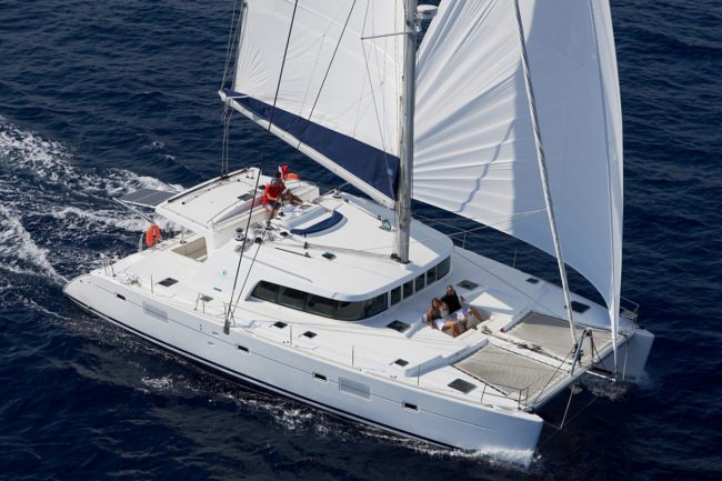 Yacht SOLEANIS