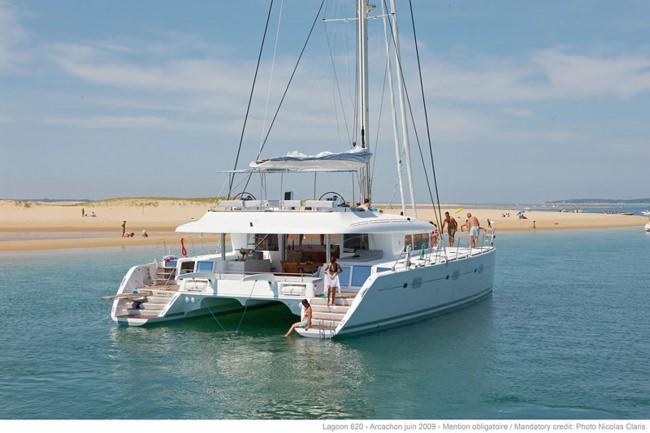 Yacht LADY RACHEL