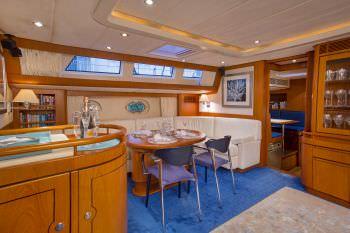 Yacht AZZURA - 4