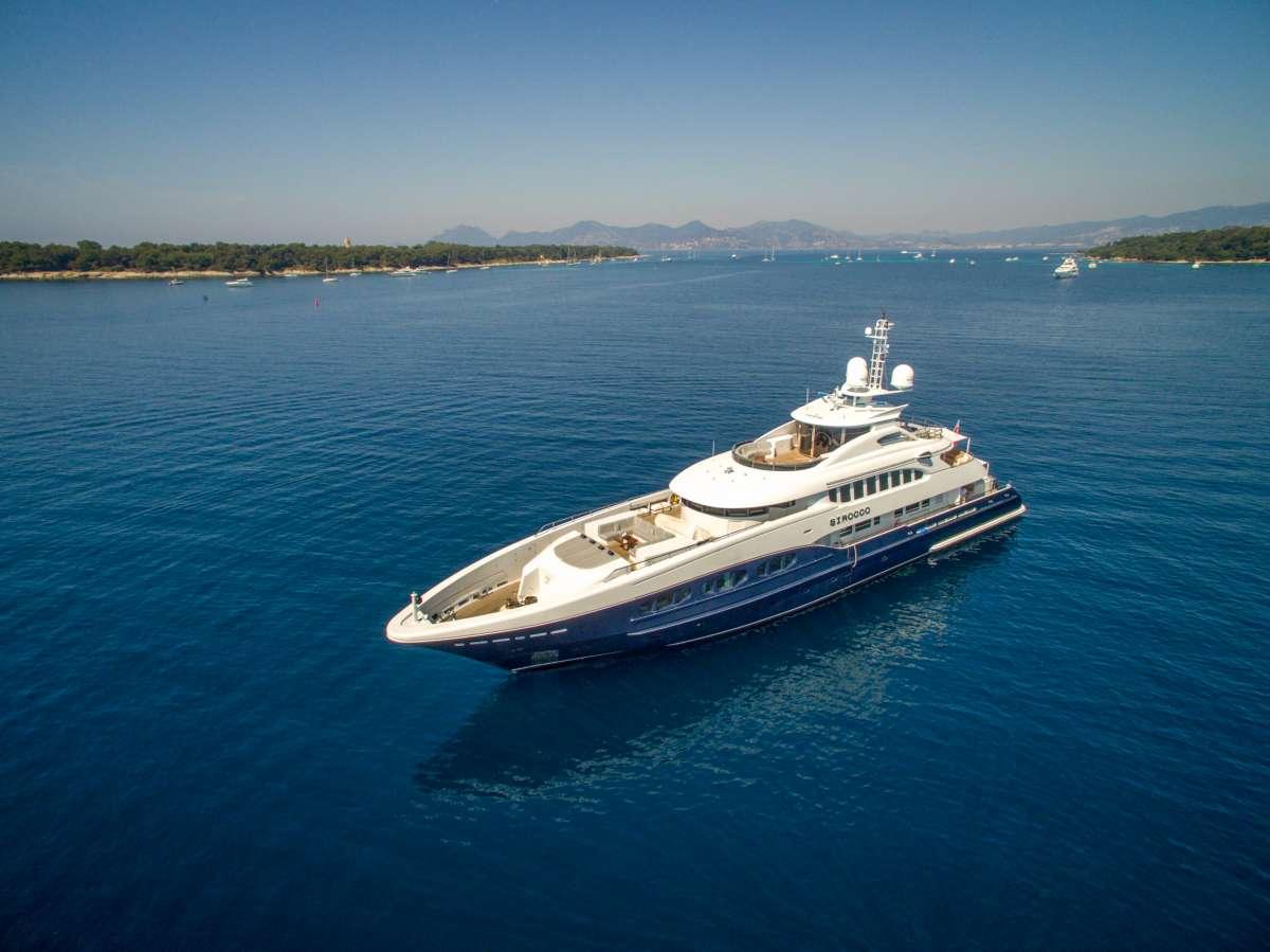 Yacht SIROCCO