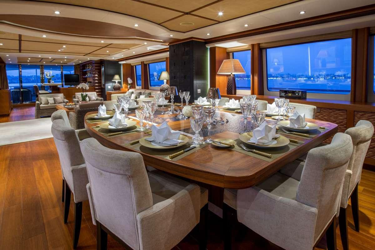 Yacht SIROCCO 3