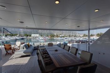 Yacht BEBE - 4