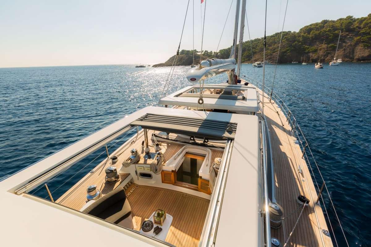 Yacht SAVARONA - 12