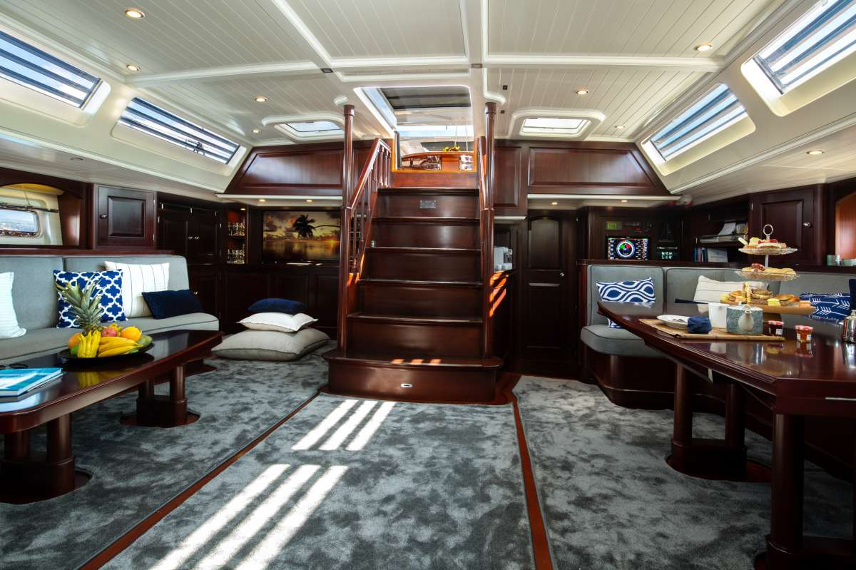 Yacht SAVARONA 2