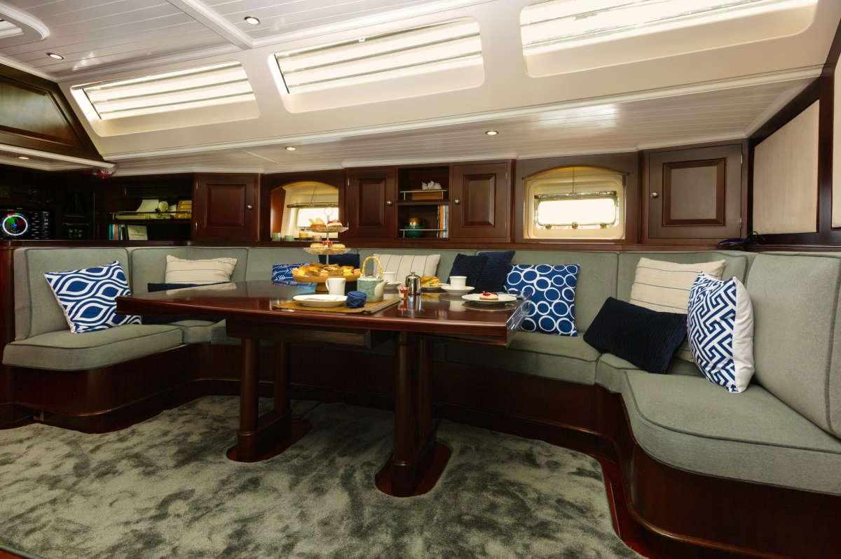 Yacht SAVARONA 3