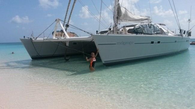 Yacht MARMOT