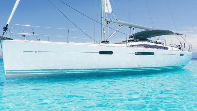 Yacht JEANNEAU 57