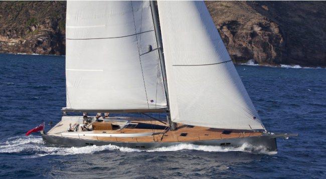 Yacht AEGIR