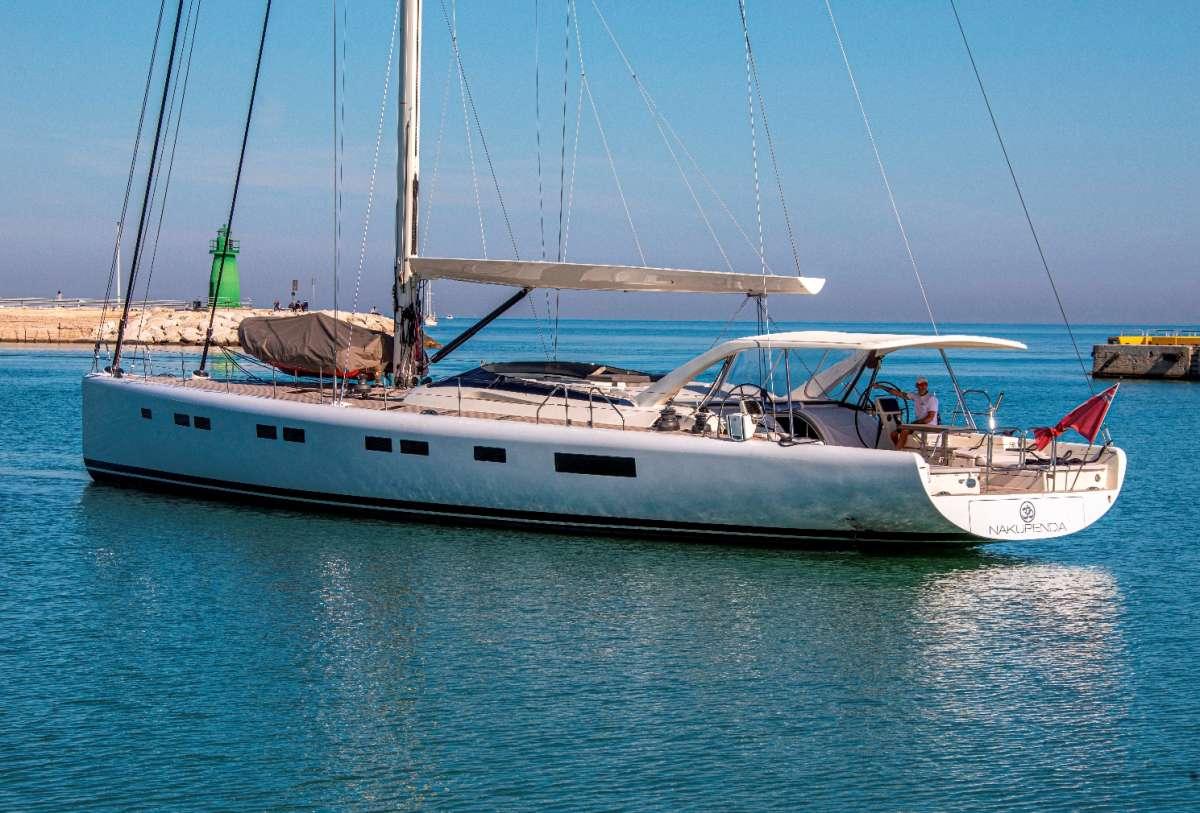 Yacht NAKUPENDA