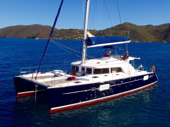 Yacht CASTELLINA II