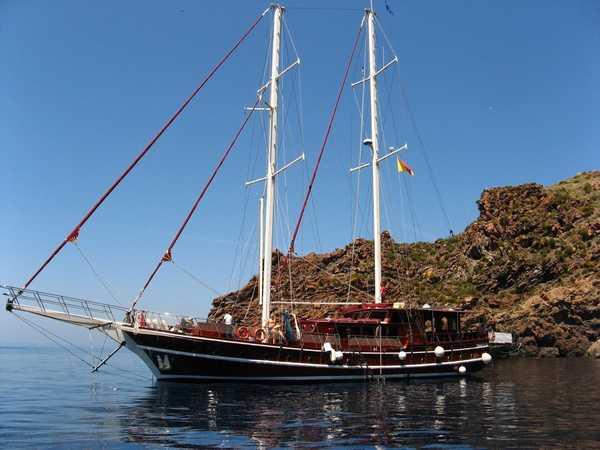 Yacht TERSANE IV