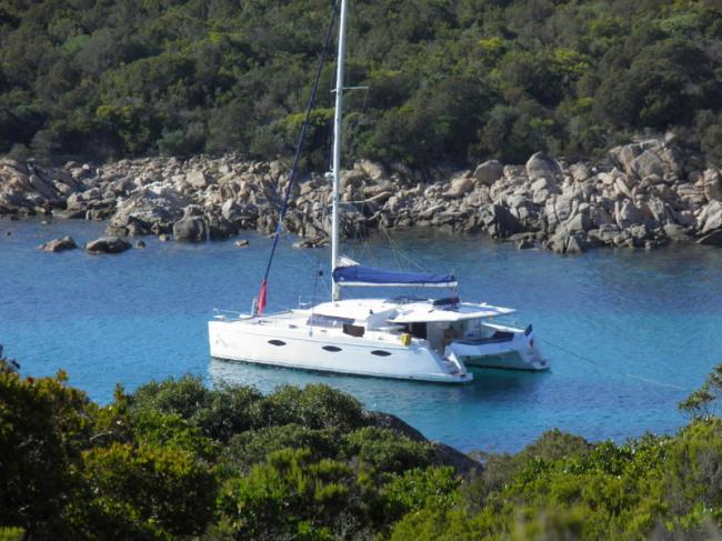 Yacht CAPERIC III