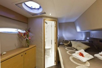 Yacht CAPERIC III 3