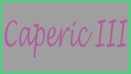 CAPERIC III's Logo