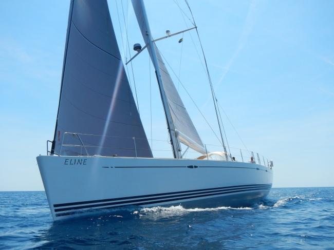 Yacht ELINE