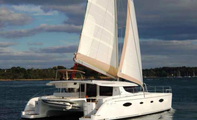 Yacht SALINA III