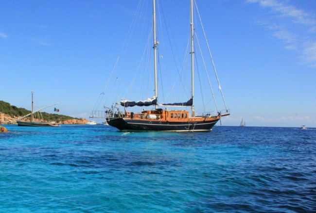 Yacht S/Y SMART SPIRIT I