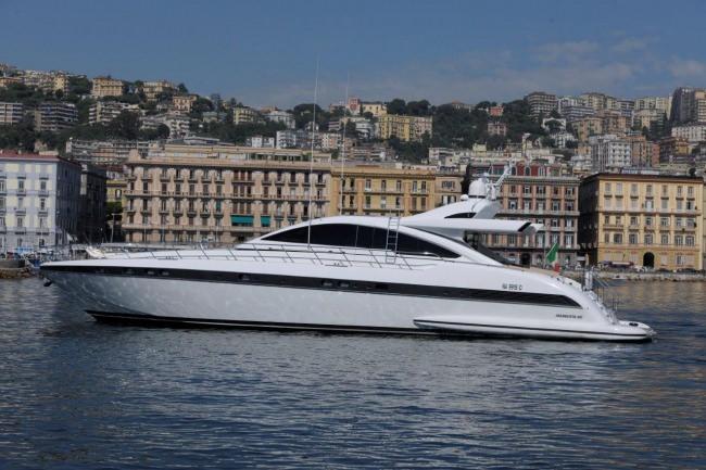 Yacht MILU
