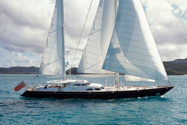 Yacht KHALEESI