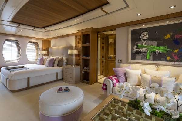 MARLA Master cabin