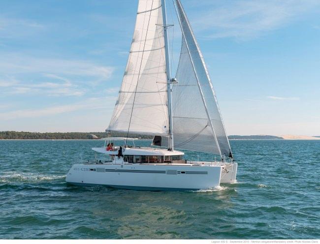 Yacht DANIELA II