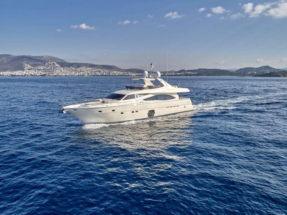 Yacht JULIE M
