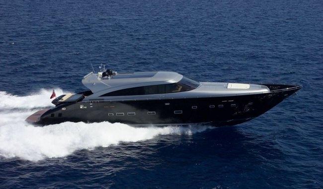 Yacht GEORGE P