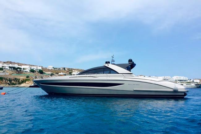 Yacht EGO