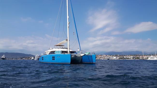 Yacht FREE SPIRIT
