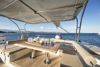 Yacht FREE SPIRIT  - 10