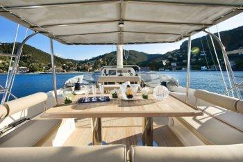 Yacht FREE SPIRIT  - 11