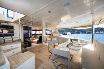 Yacht FREE SPIRIT  - 8