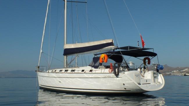 Yacht FERDA KAPTAN