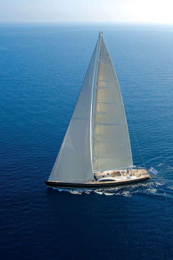 Yacht ARISTARCHOS - 19