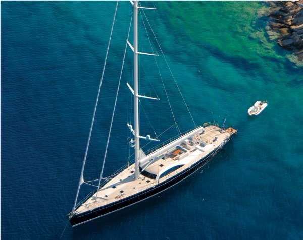 Yacht ARISTARCHOS 2