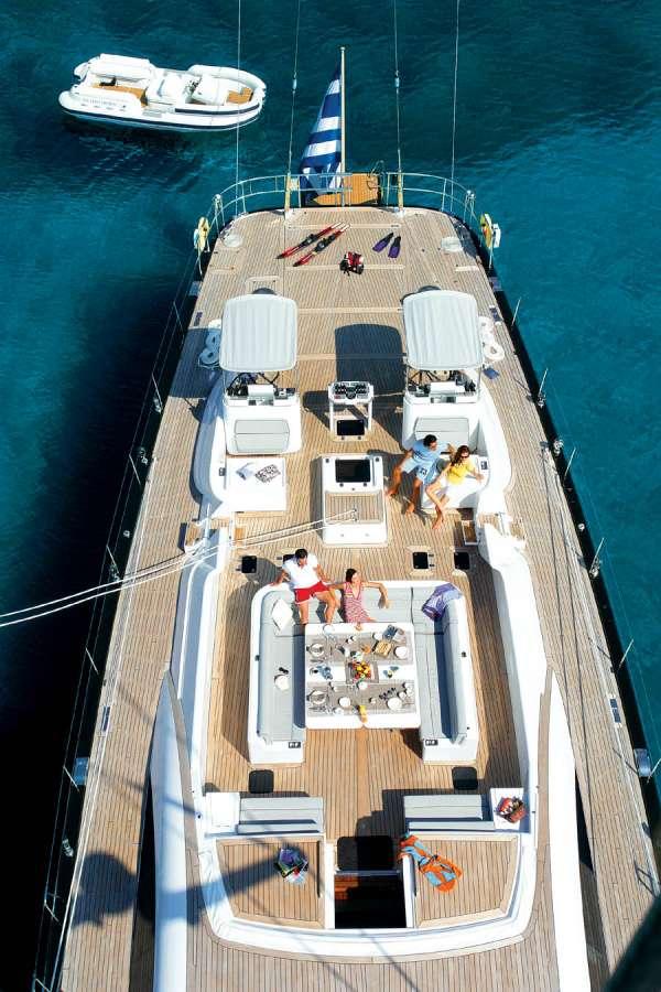 Yacht ARISTARCHOS 3