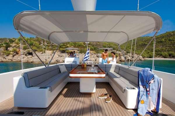 Yacht ARISTARCHOS - 4