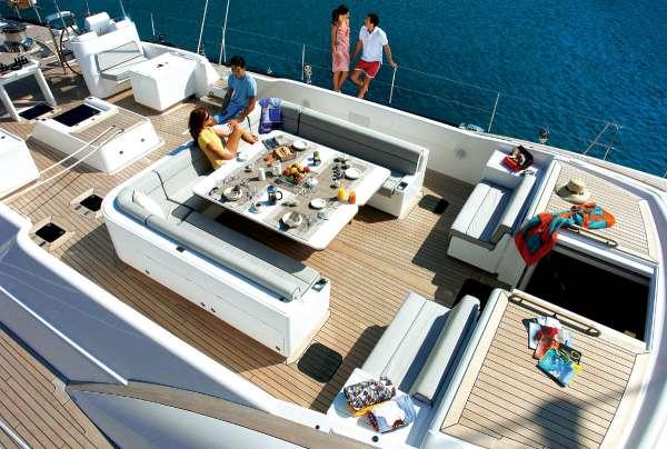 Yacht ARISTARCHOS - 5