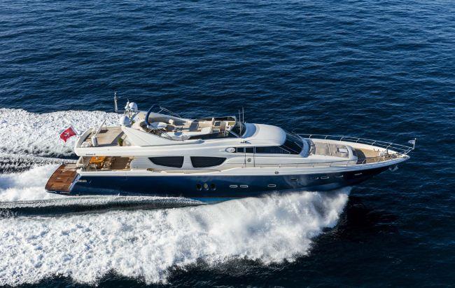 Yacht MYTHOS