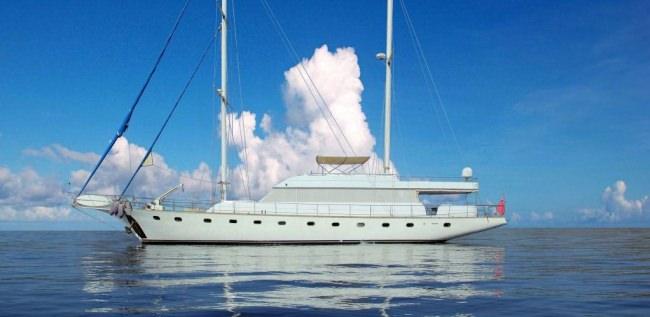 Yacht CANEREN