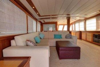 Yacht CANEREN - 14