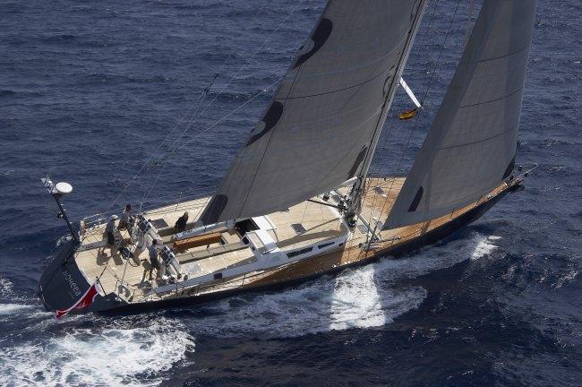 Yacht NOHEEA