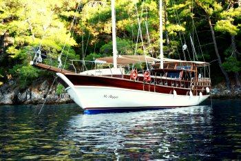 Yacht BE HAPPY - 11