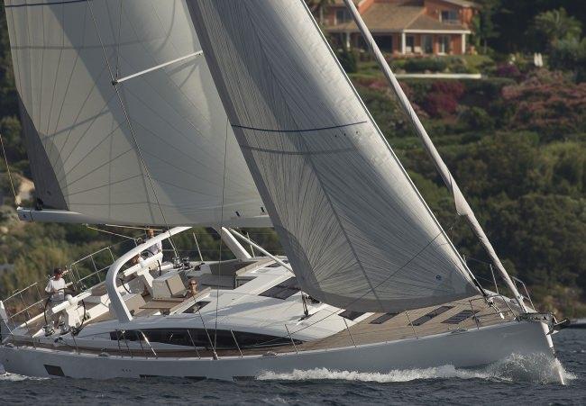 Yacht SERENITY S/V