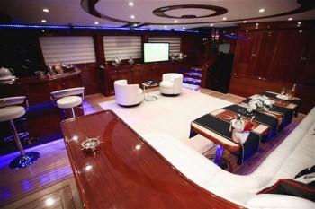 Yacht GORA 2