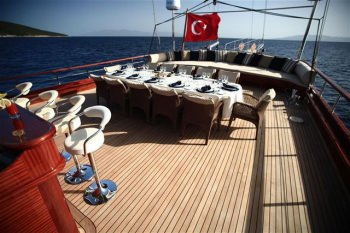 Yacht GORA 3
